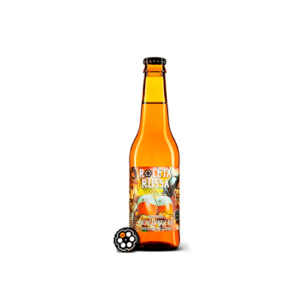 Cerveja Roleta Russa APA 355 ml long neck