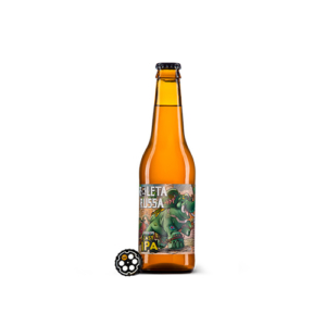 Cerveja Roleta Russa Easy Ipa 355 ml Long neck