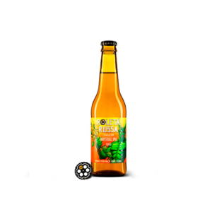 Cerveja Roleta Russa Imperial Ipa 355 ml Long neck