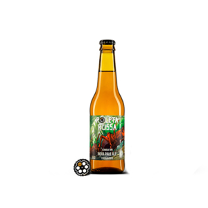 Cerveja Roleta Russa IPA 355 ml long neck