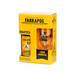 Kit Farrapos Guaipeca 600 ml