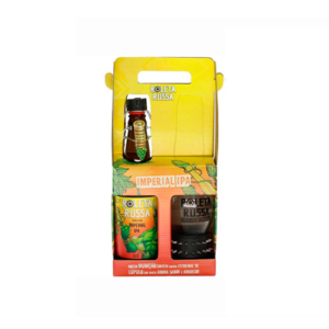 Kit Roleta Russa Imperial IPA 500ml + Copo 300ml